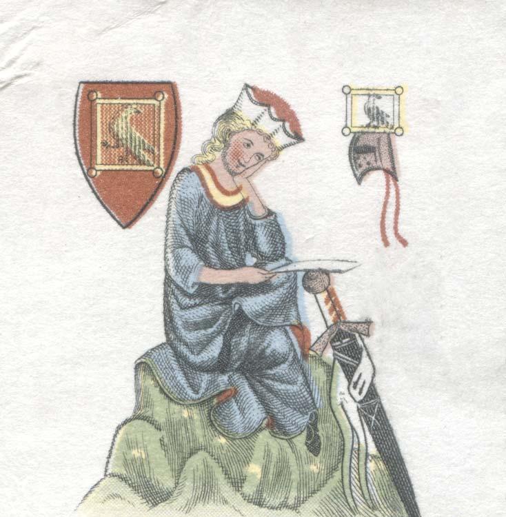 Walther von der Vogelweide Imke Janssen